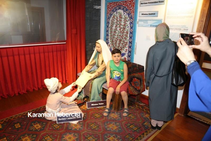 Turizm Tanıtım Ve Bilgi Merkezi Ziyaretçilerini Bekliyor 7
