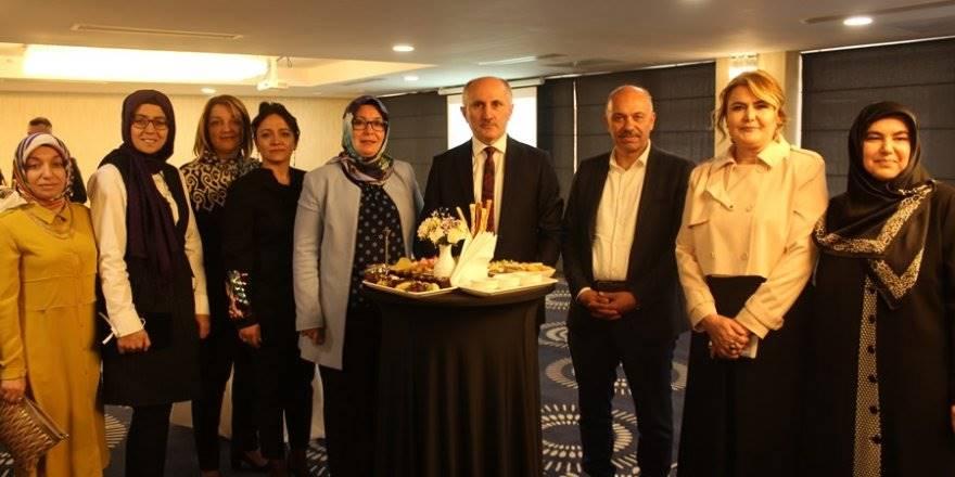 Karaman'da Bağımlılıkla Mücadele Derneği Açılışı