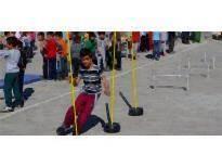 Ermenek'te Eğlenceli Atletizm Festivali