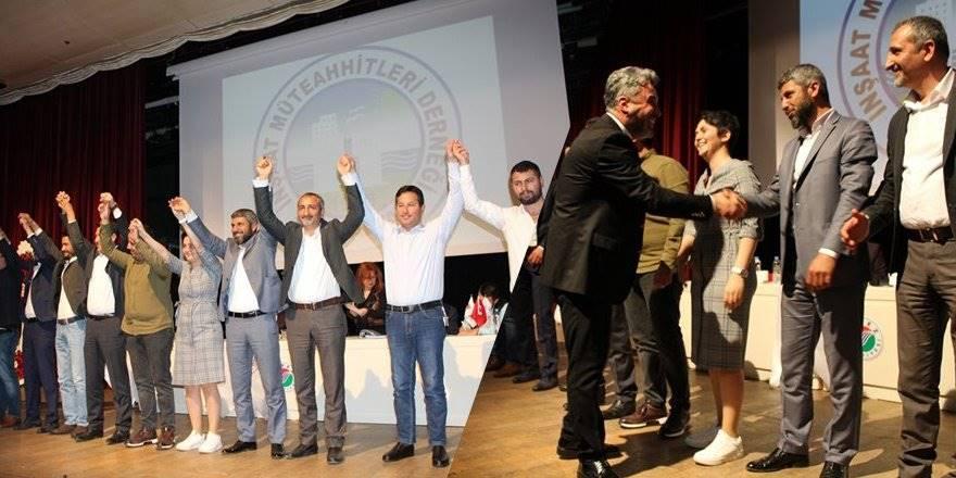 Antalya İnşaat Müteahhitleri Derneği'nde Yeni Dönem