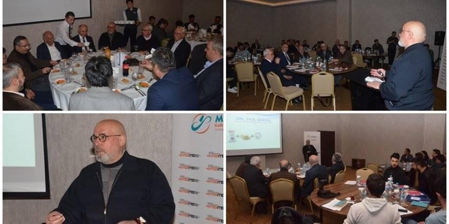 Karaman'da Gazeteciler Seminerde Buluştu