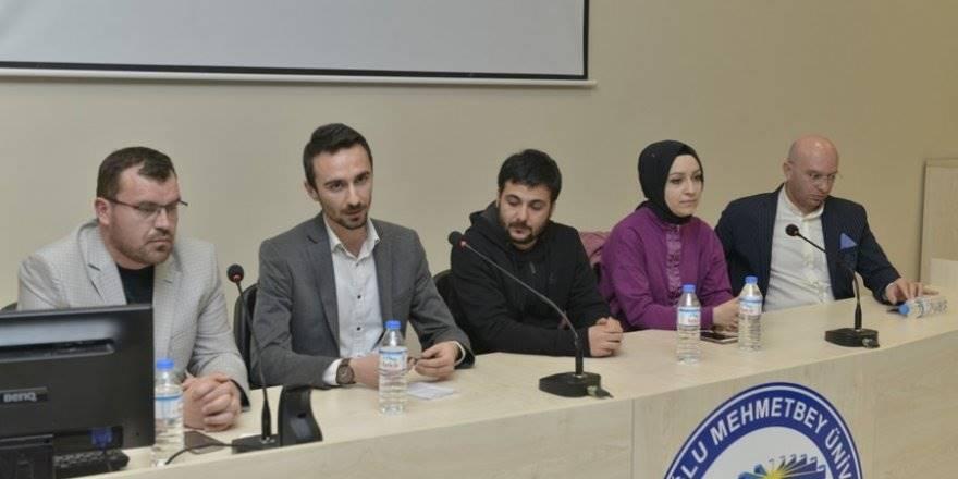 KMÜ Öğrencileri Rehber Öğretmenlerle Buluştu
