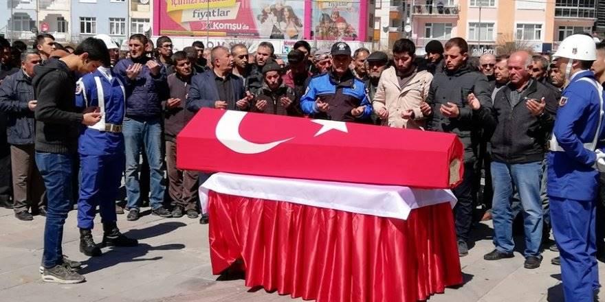 Karamanlı Asker Dualarla Son Yolculuğuna Uğurlandı