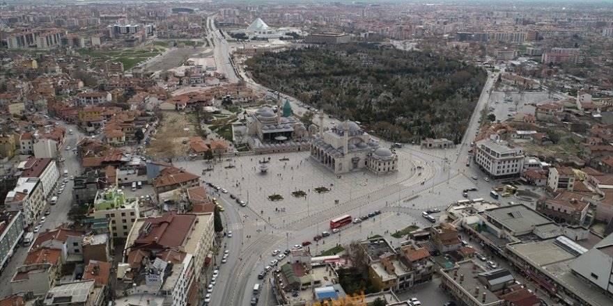 Karaman, Konya ve Çevresinde Restorasyon Çalışmaları