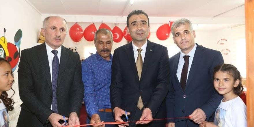 Karaman'a Şehitlerimizin Adını Taşıyan Kütüphane Açıldı