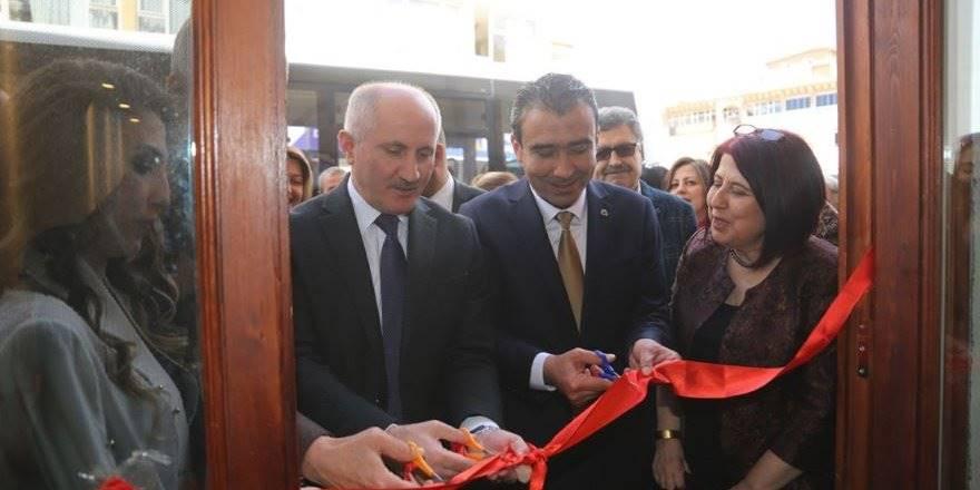 Karaman Belediye Başkanı Savaş Kalaycı Sergi Açılışına Katıldı
