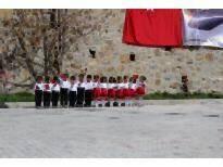 Sarıveliler'de 23 Nisan Düzenlenen Etkinliklerle Kutlandı