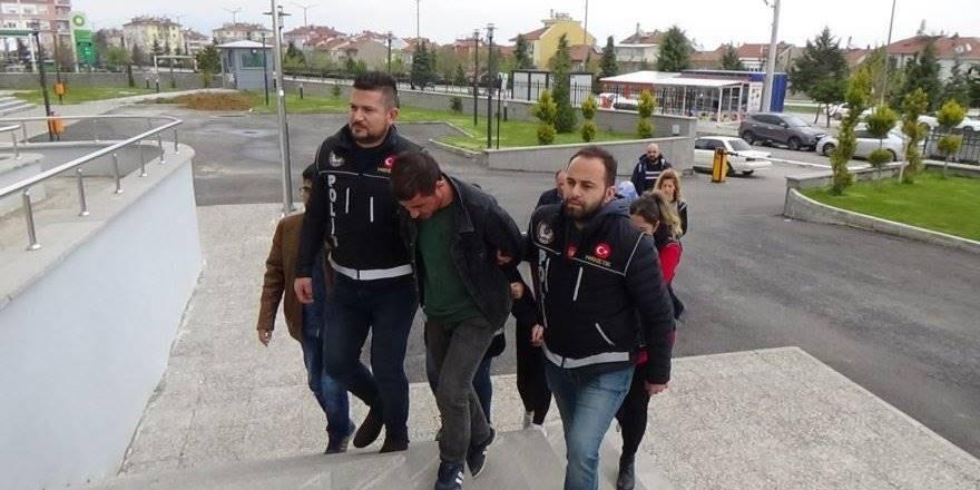 Karaman'da Uyuşturucu Operasyonunda:1 Tutuklama