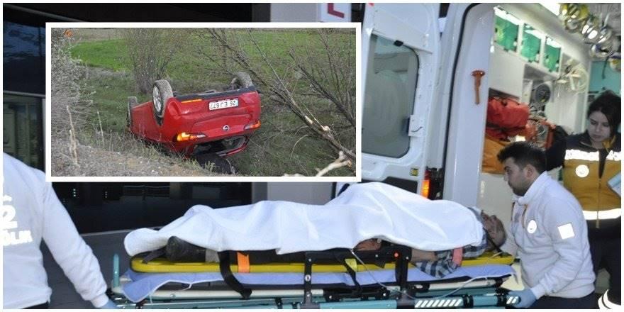 Konya'da İki Ayrı Trafik Kazası