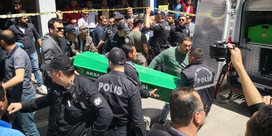 Aksaray'da Avukatı Öldürdü Sonra da İntihar Etti