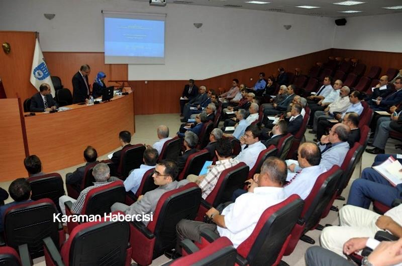 Vali Tapsız İl Koordinasyon Kurulu Toplantısına Katıldı 5