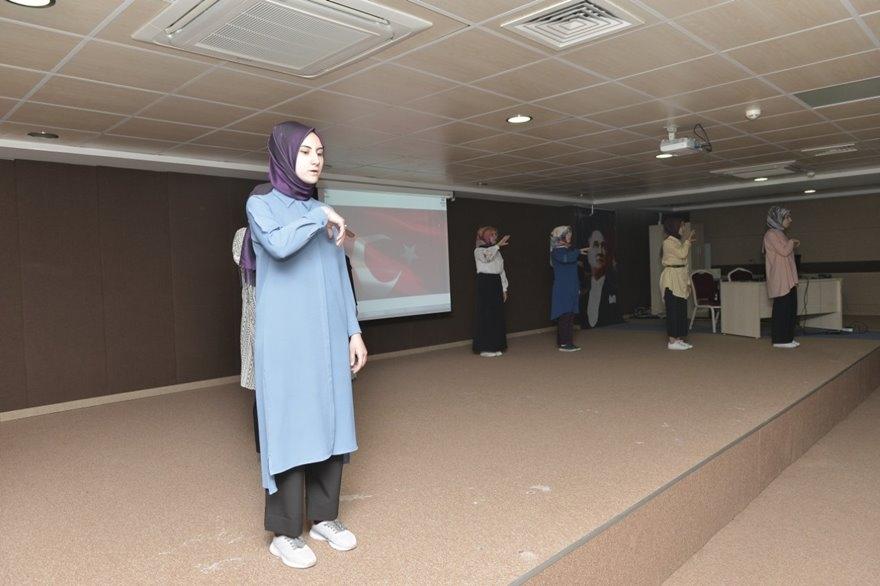 KMÜ Öğrencilerinden Anlamlı Seminer 1