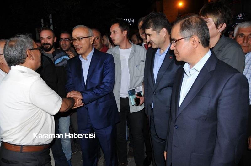Kalkınma Bakanı Lütfi Elvan Karaman'da 4