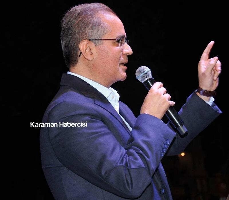 Kalkınma Bakanı Lütfi Elvan Karaman'da 8