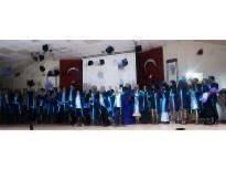 Envar Koleji'nde Mezuniyet Coşkusu