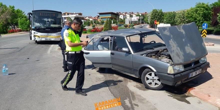 Aksaraylı Aile Konya'da Kaza Yaptı 1 Kişi Hayatını Kaybetti