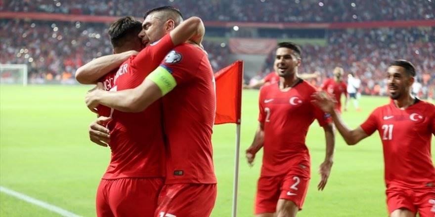 Türkiye Fransa'yı Konya'da 2-0 Yendi
