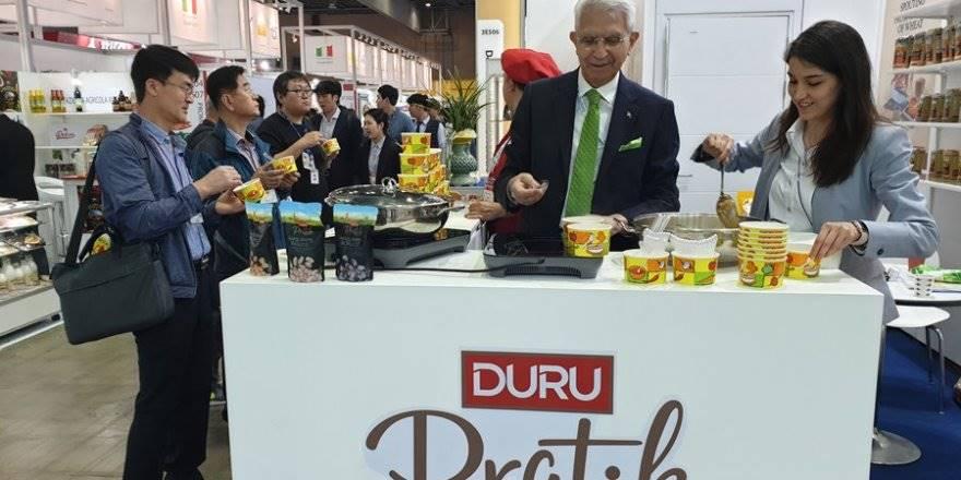 Duru Bulgur SFH Seoul Food&Hotel 2019'da Uzak Doğuyu Fethetti