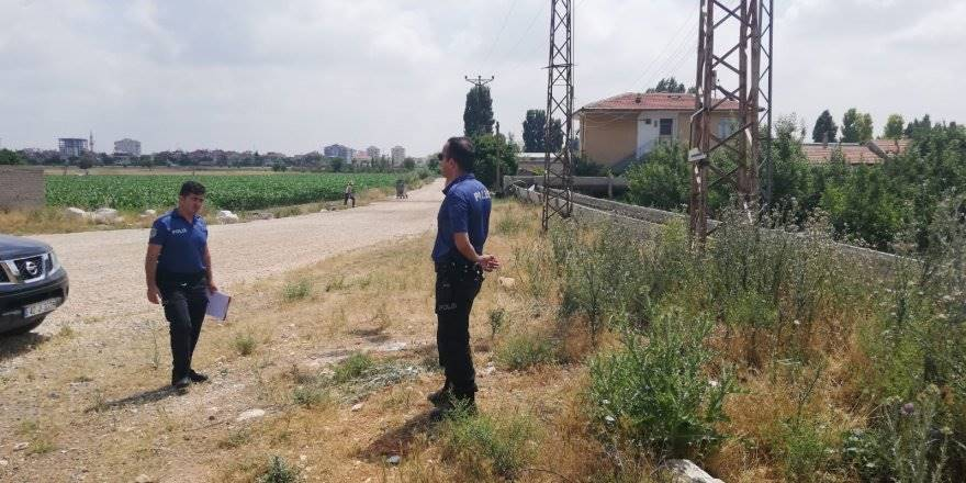 Karaman'da Akıma Kapılan Görevli Ağır Yaralı