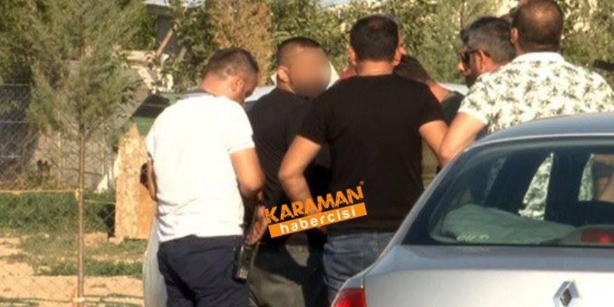 Konya'da bir iş yerini kurşunlama olayı