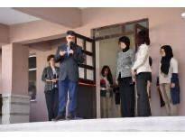 Nefise Sultan Mesleki ve Teknik Anadolu Lisesi'nde Tubitak Sergisi