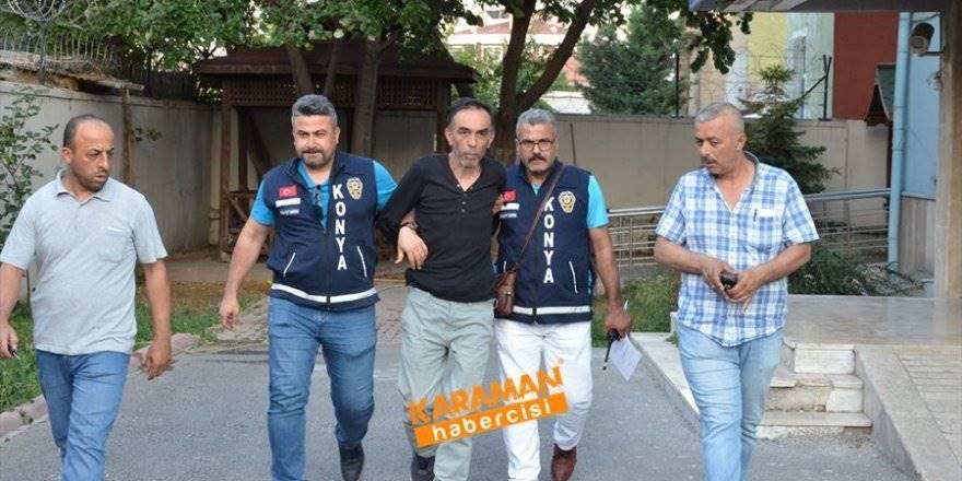 Konya'da Platonik Aşk Cinayeti