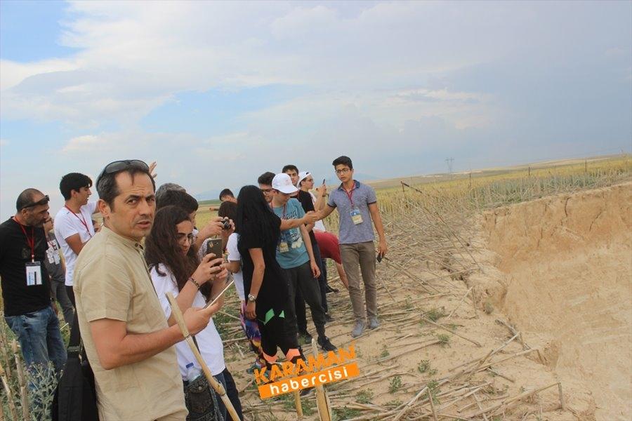 Konya ve Karaman'da Oluşan Obruklar 1