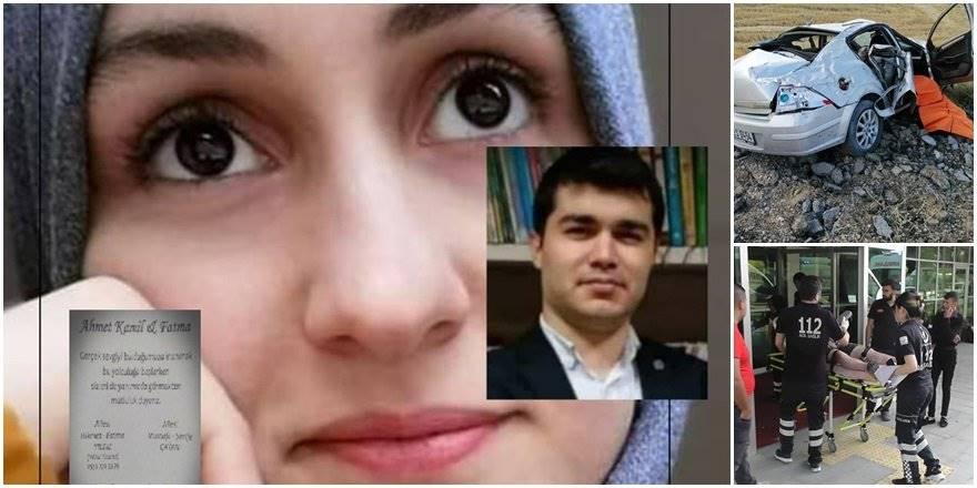 Ahmet Kamil Yıldız  Hayatını Kaybetti
