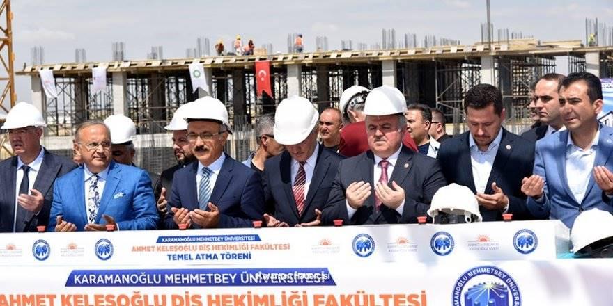 Karamanoğlu Mehmetbey Üniversitesi Diş Hekimliği Fakültesi