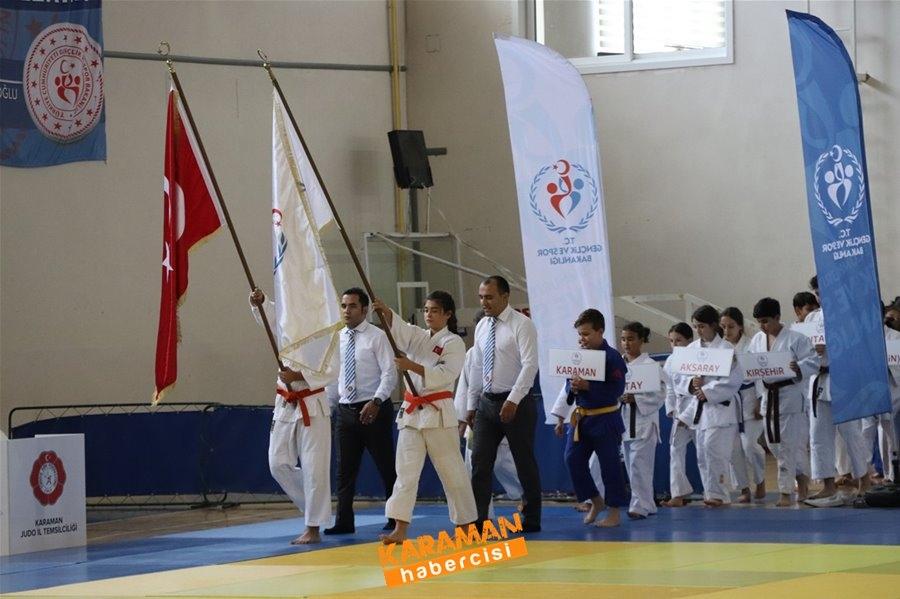 Türk Devletleri Dil Kupası Judo Şampiyonası 1