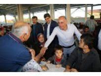Karaman'da İftar Sofralarına Vatandaşlardan Büyük İlgi