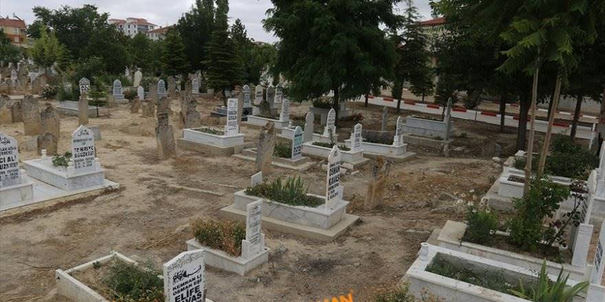 Karaman Kazalpa Mezarlığı