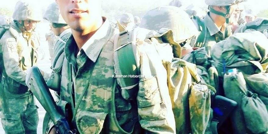 Konyalı piyade uzman onbaşı Mustafa Ünal