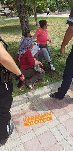 Karaman'da Çıkan Tartışmada Bir Kişi Yaralandı 1