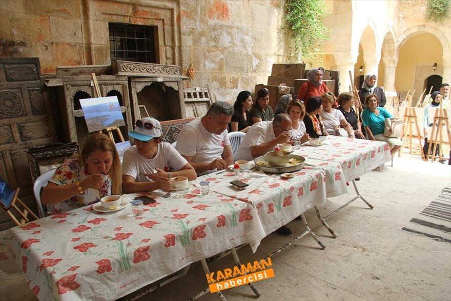 24. Ermenek Kültür, Sanat Ve Sıla Festivali 1