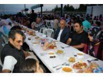 Karaman'da Yetim ve Öksüzlerle İftar Yemeği