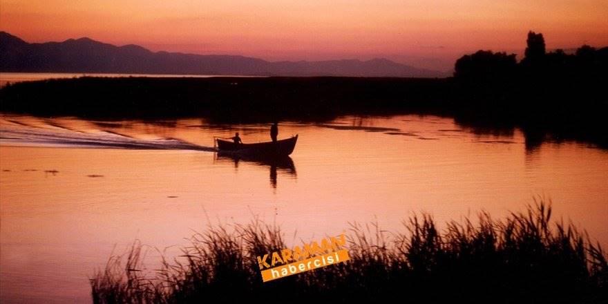 Karaman ve Konya Arasında Kalan Akgöl Sazlıkları Şenlendi