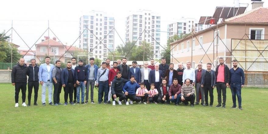 Karaman Belediyespor Basın Toplantısı