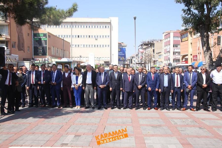 Karaman'da Ahilik Haftası Etkinlikleri 1