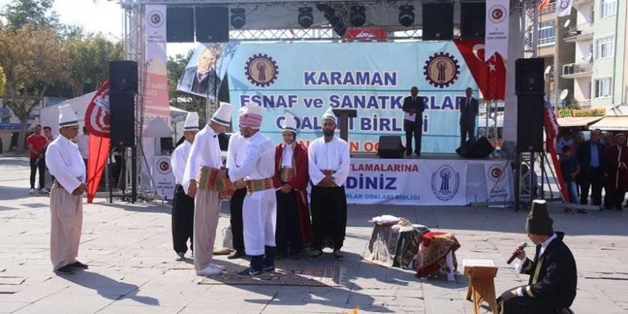 Karaman'da Ahilik Haftası Etkinlikleri