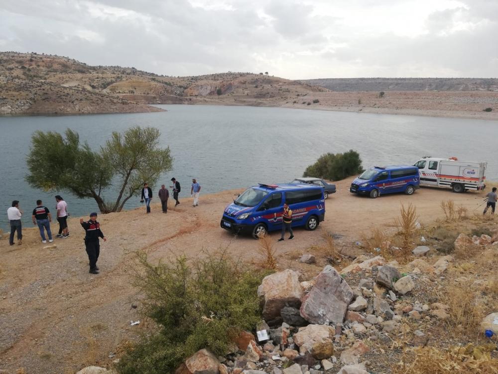 Karaman'da barajdan erkek cesedi çıktı 1