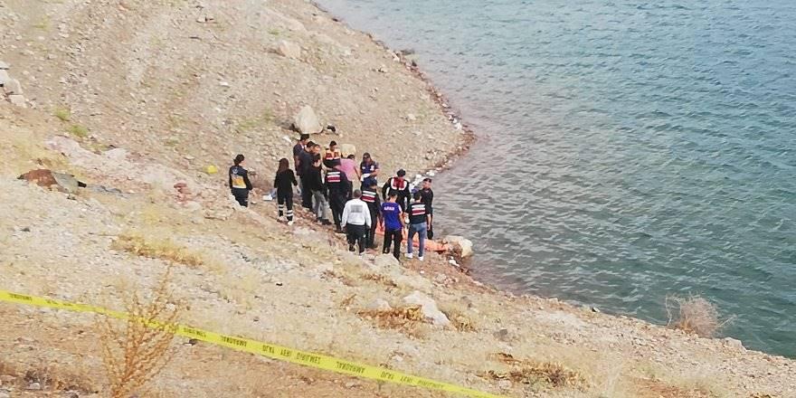 Karaman'da barajdan erkek cesedi çıktı