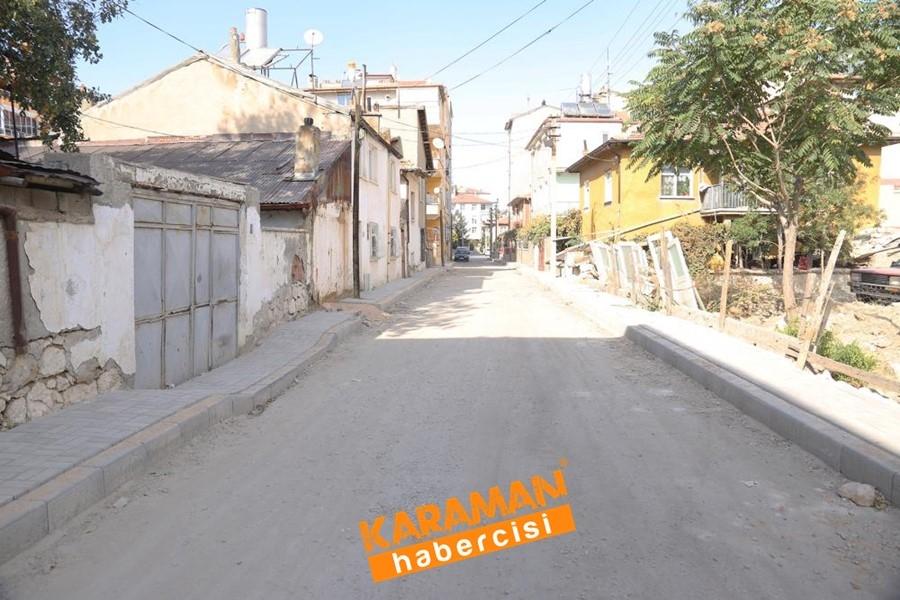 Alişahane Mahallesinde Yol Bakım Onarım Çalışmaları 8