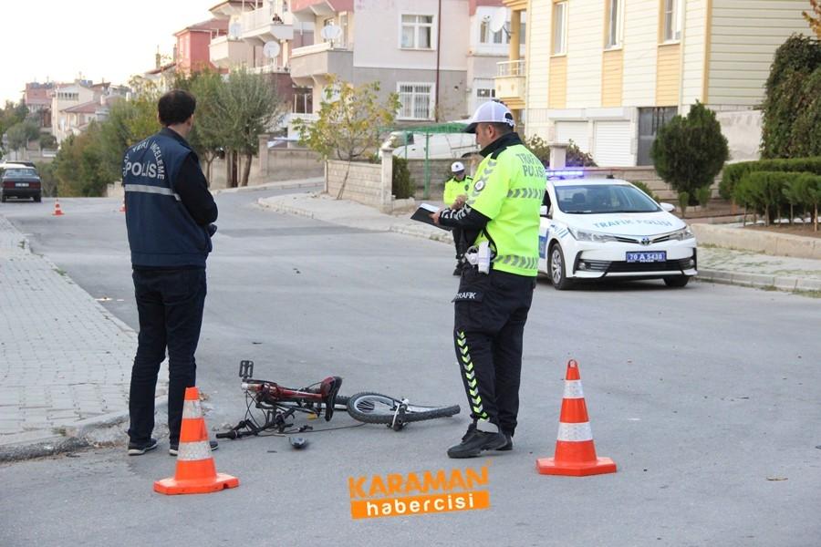 Karaman Trafik Kazası 2