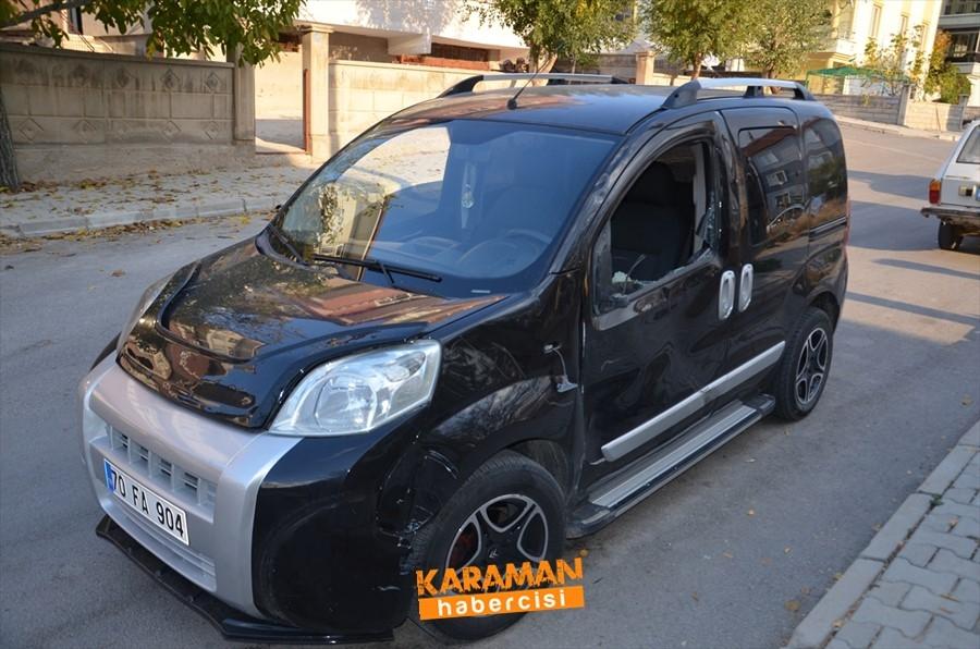 Karaman Trafik Kazası 6