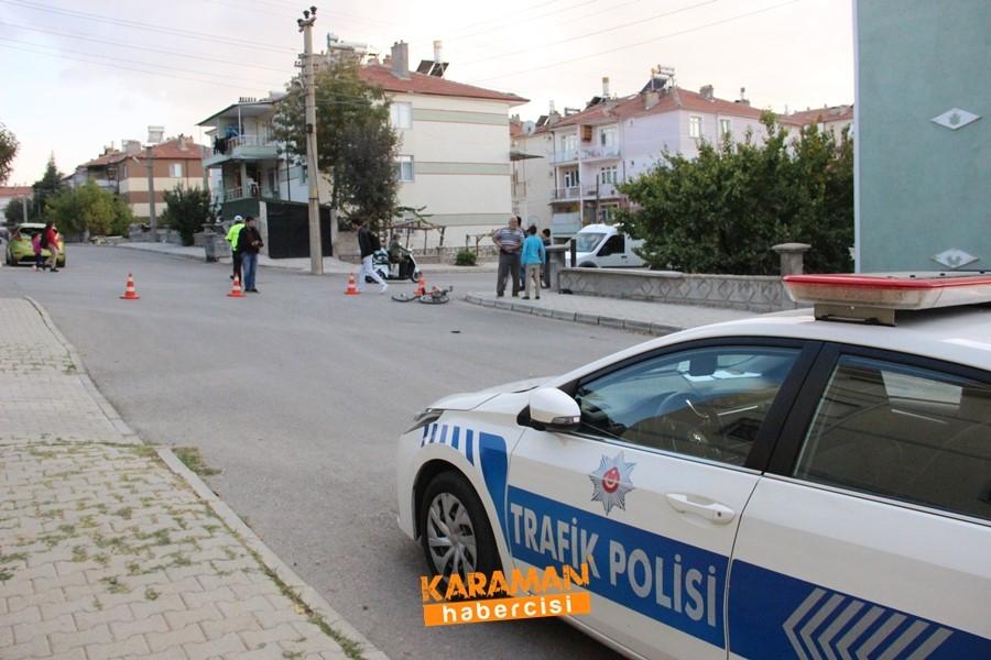 Karaman Trafik Kazası 7