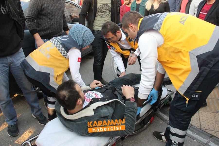 Karaman'da Silahlı Saldırı 6