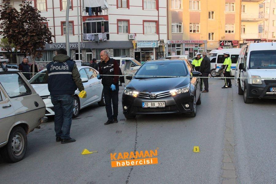 Karaman'da Silahlı Saldırı 7