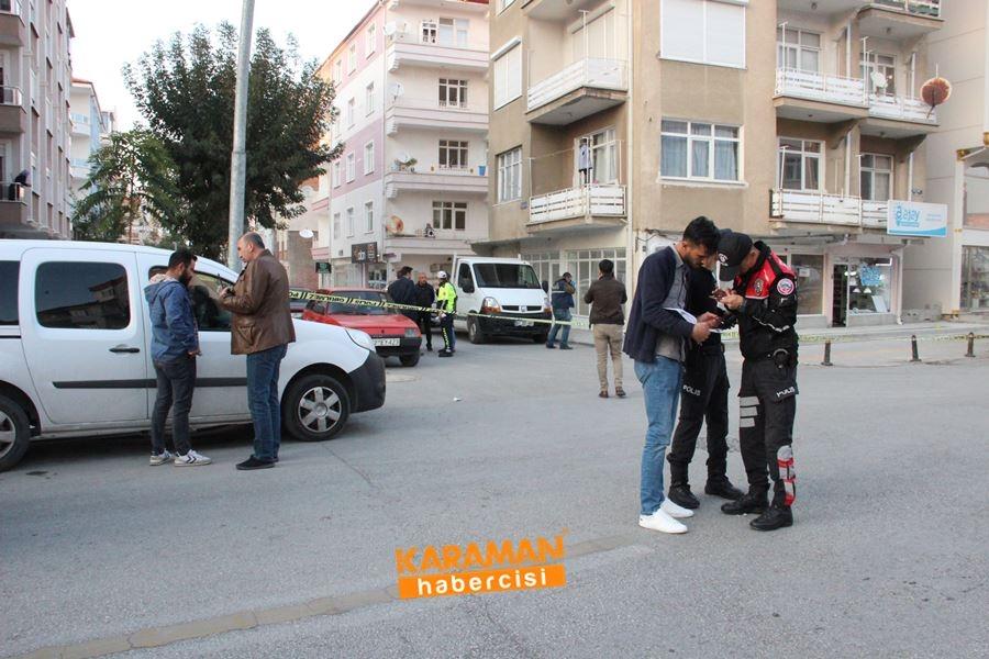 Karaman'da Silahlı Saldırı 8