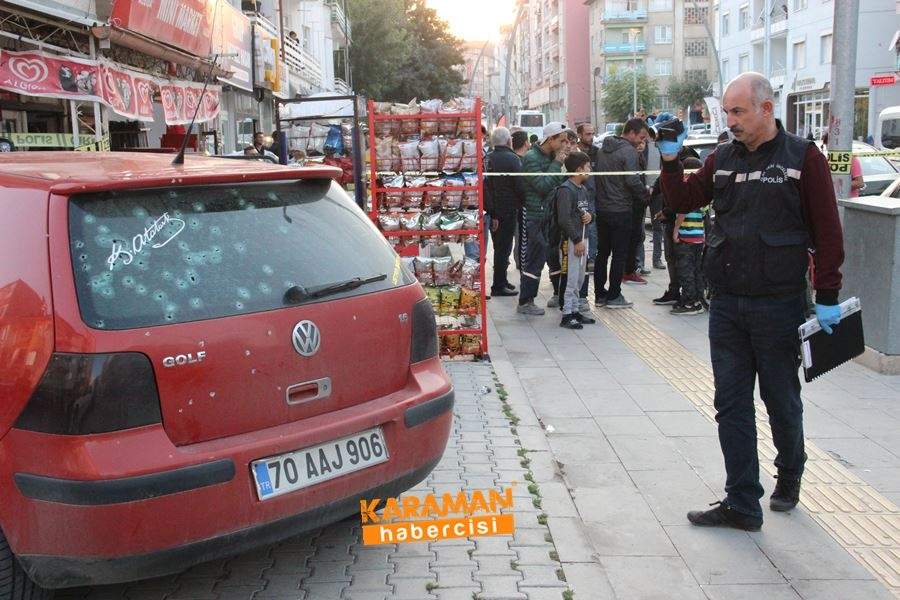 Karaman'da Silahlı Saldırı 9